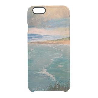 Seascape Clear iPhone 6/6S Case