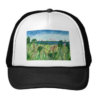 Seascape Hat