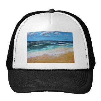 Seascape Mesh Hats