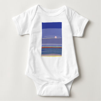 Seascape, Midnight Baby Bodysuit