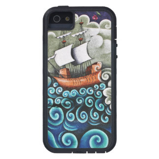 Seascape Mural Painting iPhone 5 Case