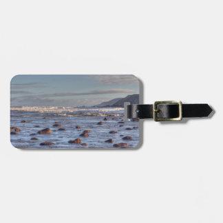 seascape photograph tag