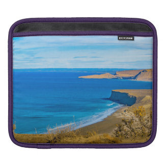 Seascape View from Punta del Marquez Viewpoint iPad Sleeve