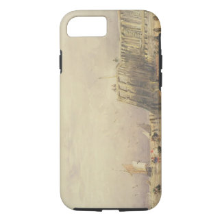 Seascape with Sailing Barges and Figures Wading Of iPhone 7 Case