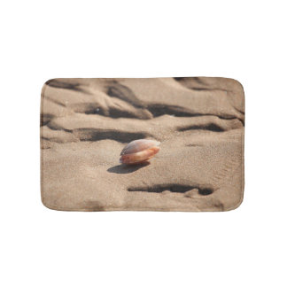 Seashell and Sand Mat
