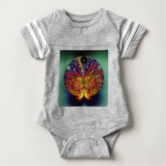 Seashell Baby Bodysuit