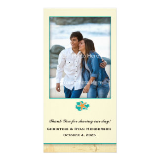 Seashell Beach Card