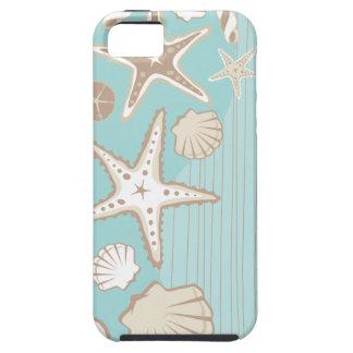 Seashell beach seaside iphone cover