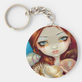 """""""Seashell Beauty"""" Keychain"""