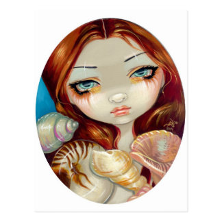 """Seashell Beauty"" Postcard"