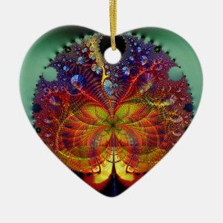 Seashell Ceramic Ornament