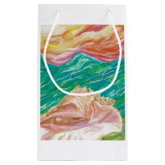 Seashell Designer Gift Bag