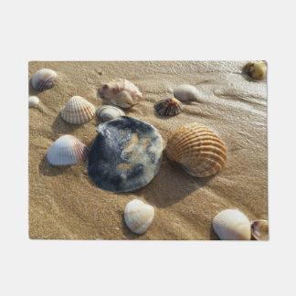 Seashell Doormat