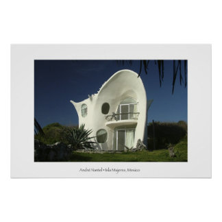 Seashell House Poster
