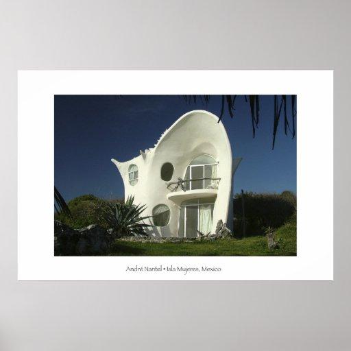 Seashell House Poster