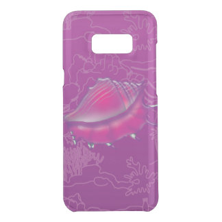 Seashell Uncommon Samsung Galaxy S8 Plus Case