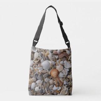 Seashells At The Sea Shore Crossbody Bag