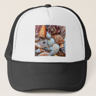 Seashells by the Seashore Trucker Hat