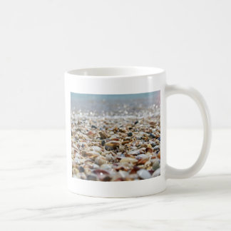 SeaShells Classic White Coffee Mug