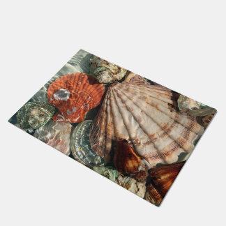 Seashells Doormat