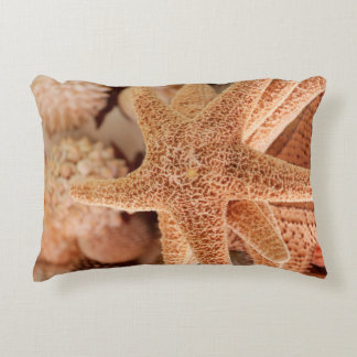 Seashells for sale Zihuatanejo, Mexico Accent Pillow