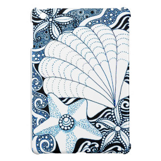 Seashells iPad Mini Cases