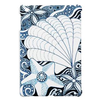 Seashells iPad Mini Cover