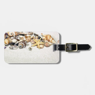 Seashells Luggage Tag