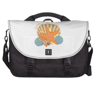 Seashells On The Seashore Bags For Laptop