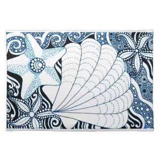 Seashells Placemat