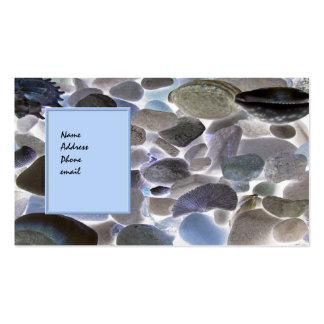 Seashells Profile Business Card
