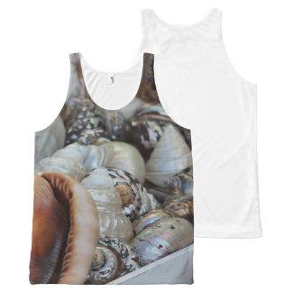 Seashells tank