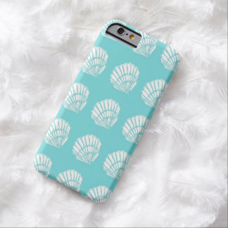 Seashells with Turquoise iPhone 6 Case