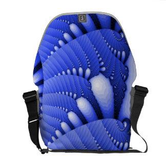 Seashore Lace Messenger Bag