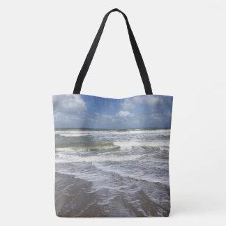Seashore Tide Tote Bag