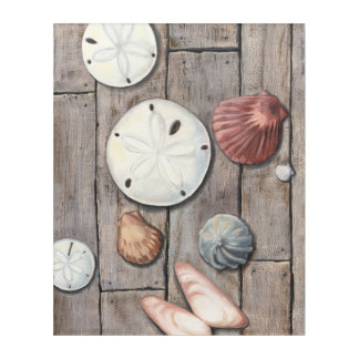Seashore Treasures Acrylic Wall Art