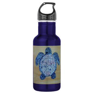 Seashore Turtle 532 Ml Water Bottle