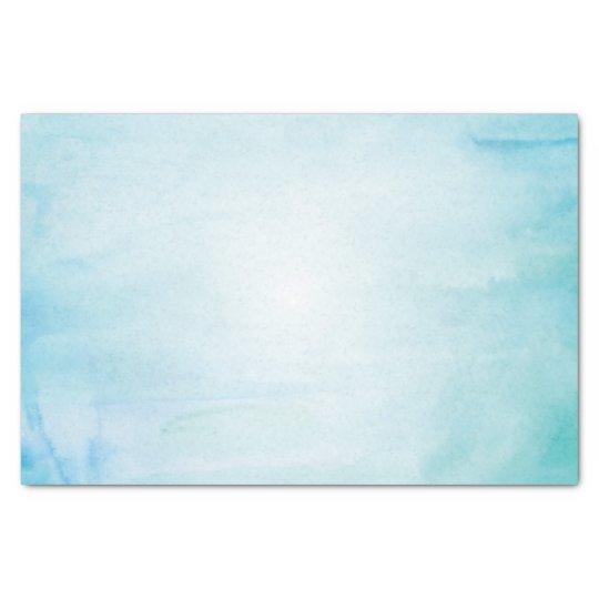 Seashore Waves Tissue Paper