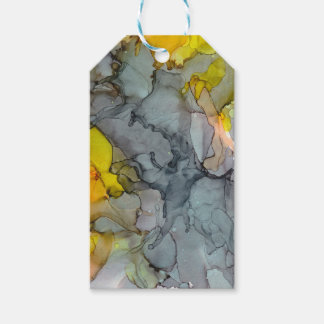 Seaside Abstract Gift Tags