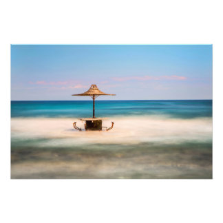 Seaside Bar Photo Print