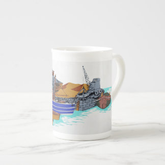 Seaside Boating mug