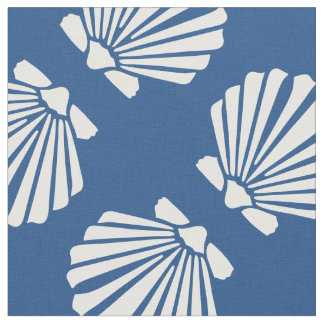Seaside Clamshell Pair Pick Any Color Fabric