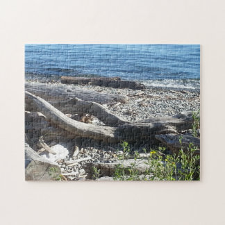 Seaside Driftwood Puzzle