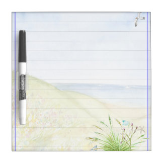 Seaside Dry-Erase Board