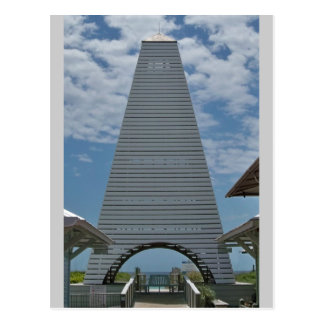 Seaside, Florida Boardwalk Postcard