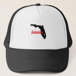 Seaside Florida. Trucker Hat