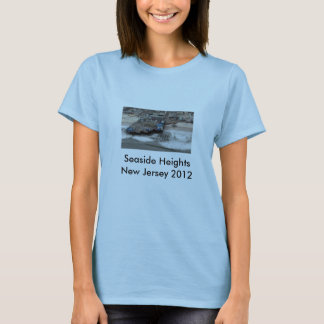 Seaside Heights after Sandy T-Shirt