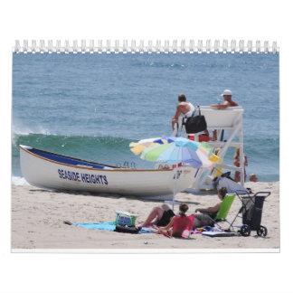 Seaside Heights Beach & Boardwalk Calendar