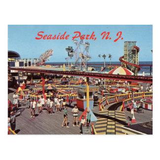 Seaside Heights, NJ Postcard