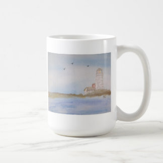 Seaside Light House Coffee Mug